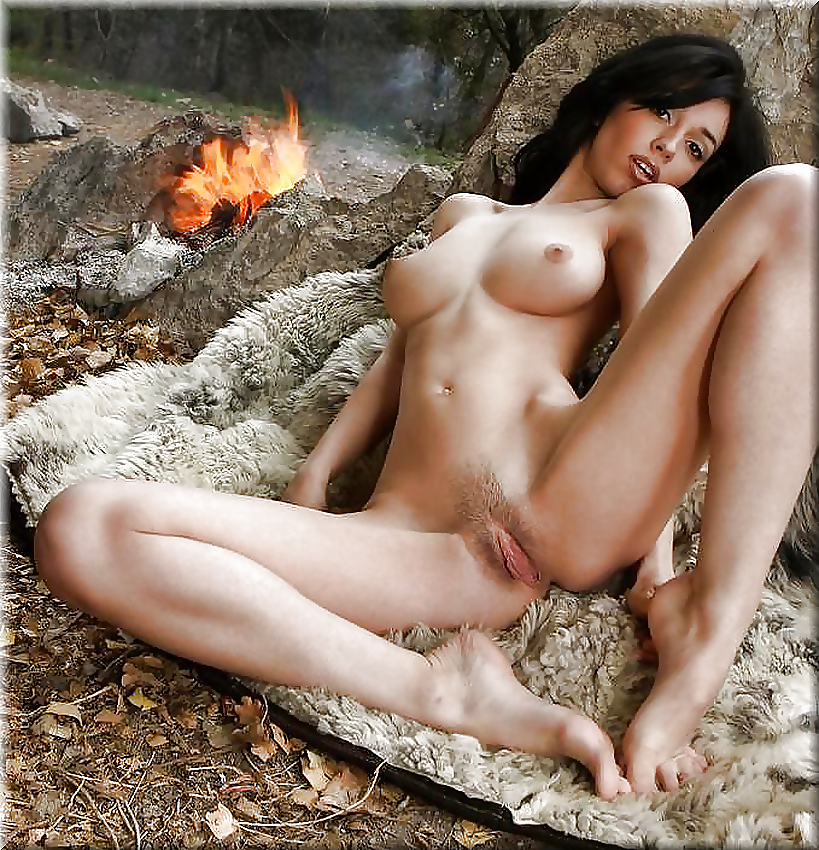 Nude Girls In Nature Having Sex