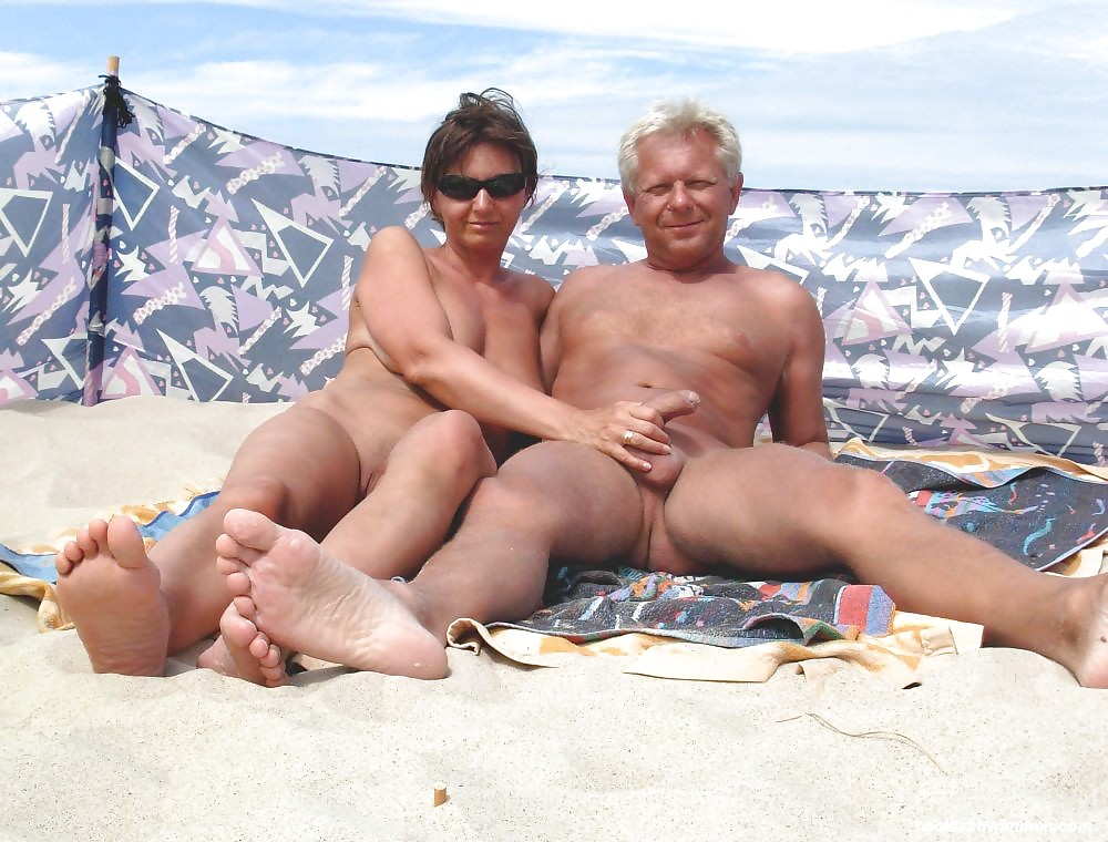 Seems magnificent Naked couple in the sea think, that