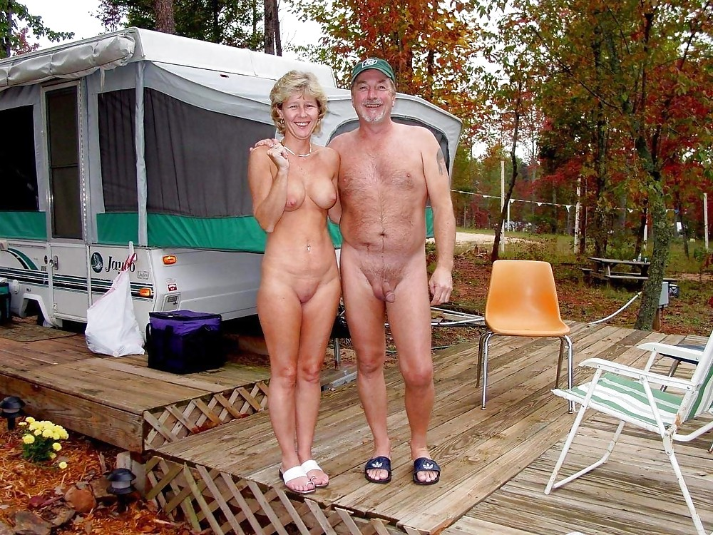 Seems nudist retirement village too