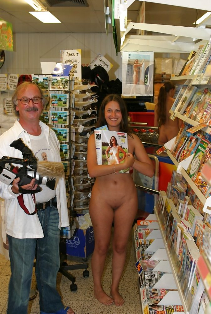 Sorry, that Nude girls in shoping mall