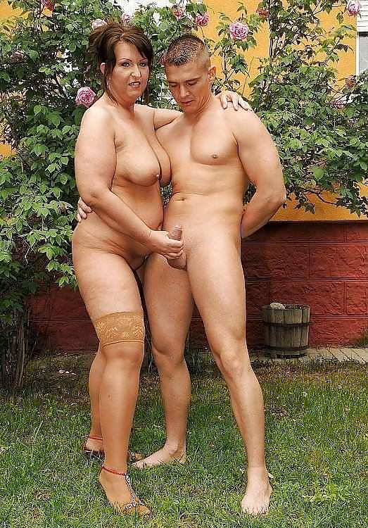Fit older women nude