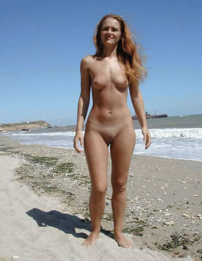 What more could wish when she is ginger and nude